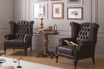 armchair 2318/W
