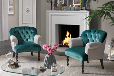armchair 2672/W