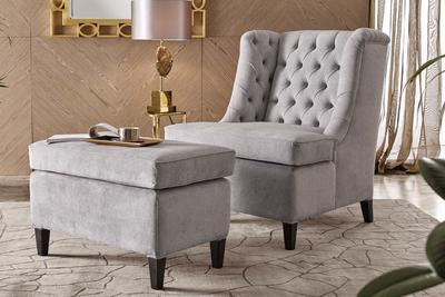 armchair 2746/W