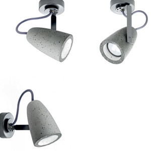 lamp FORATA 300