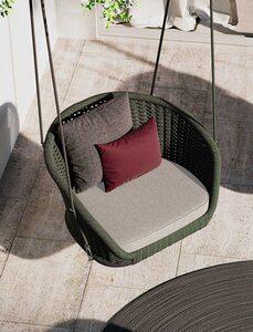 Ludo Poltrona Dondolo Appeso Chair