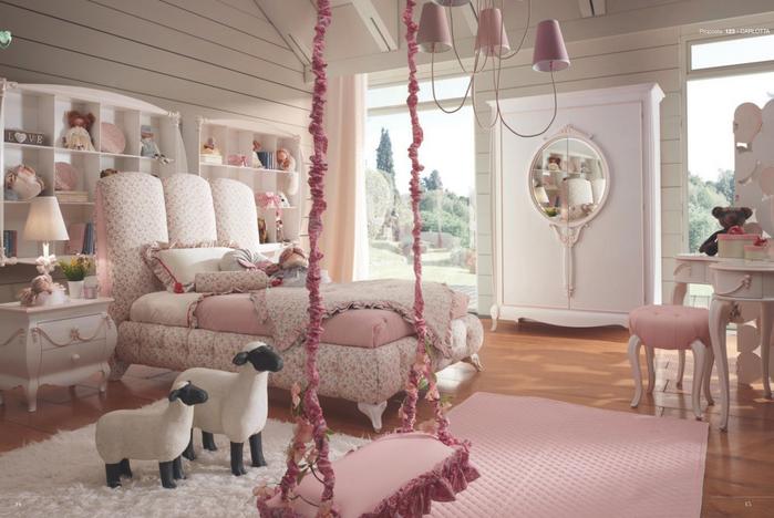 Детская кровать Carlotta