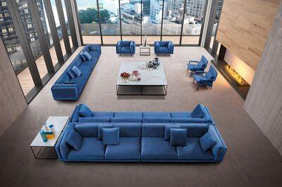 Galaxy 1 Sofa