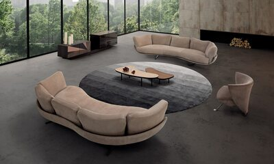 Sofa Freespirit Curvo