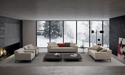 IKON LINEARE sofa