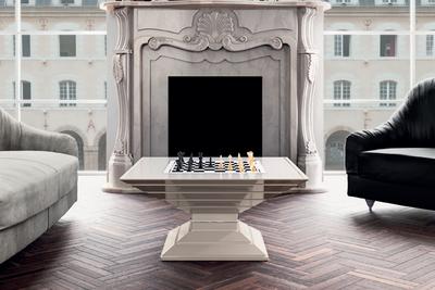 стол для игры в шахматы