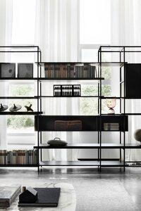 Книжный шкаф Plain