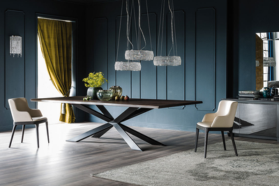 Обеденный стол Spyder Wood