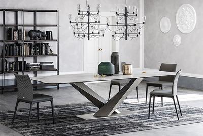 Обеденный стол Stratos Keramik