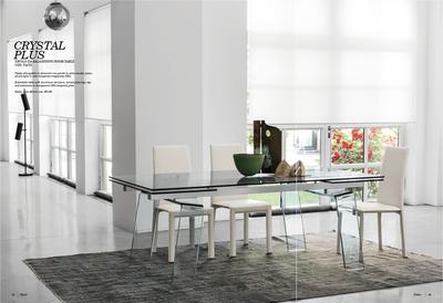 CRYSTAL PLUS Table
