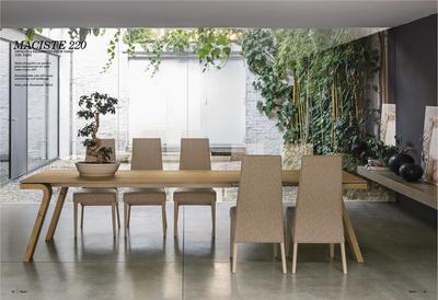 MACISTE Table