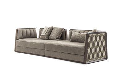 BALBIANO WOOD sofa