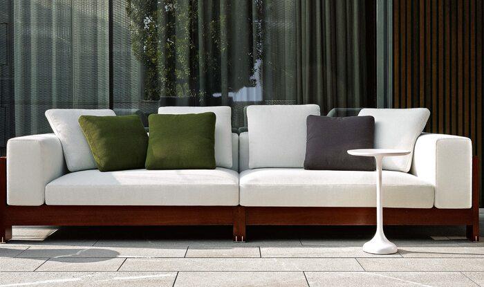 Уличный диван Alison