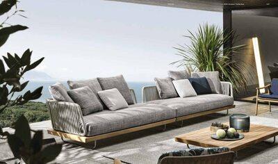 Outdoor sofa Sunray