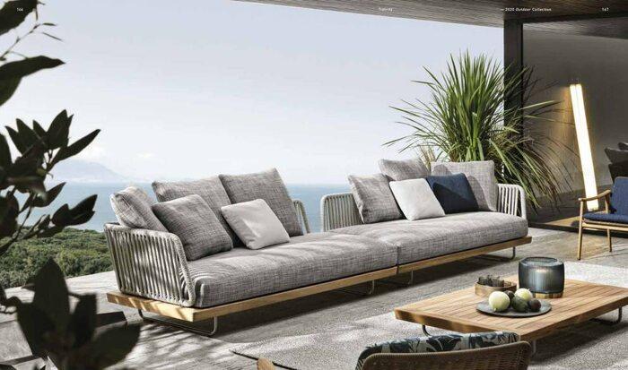 Уличный диван Sunray