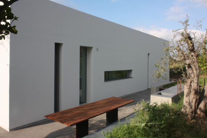 Villa B&D, Chanchana (Italy) project
