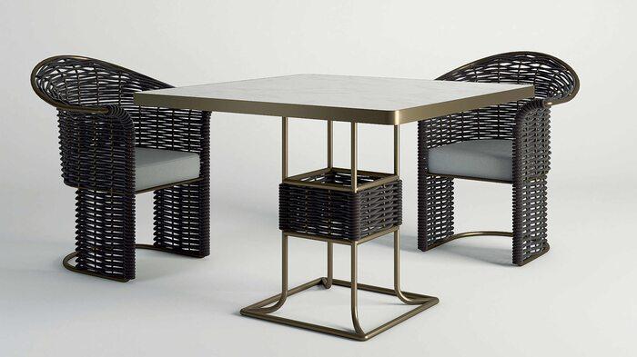 MARINA SQUARE Table