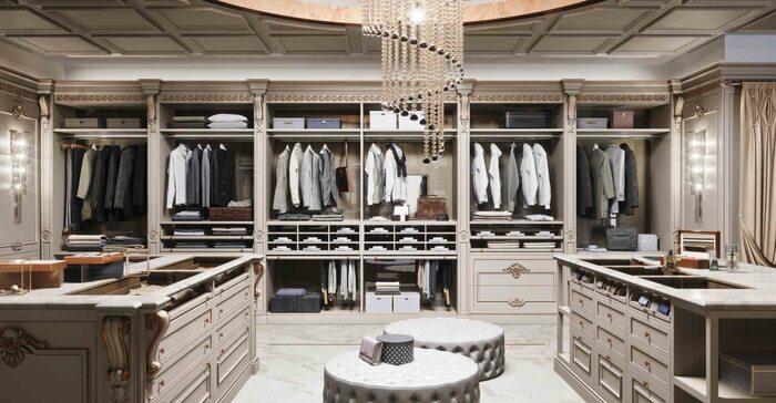 Wardrobe in San Pietroburgo