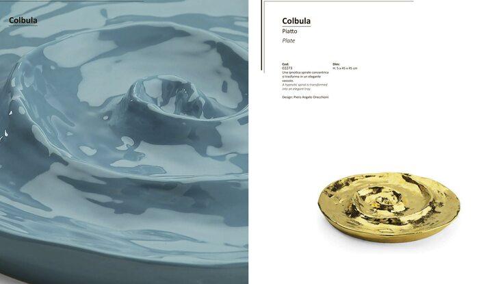 "Colbula tray"""