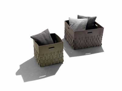 Outdoor basket